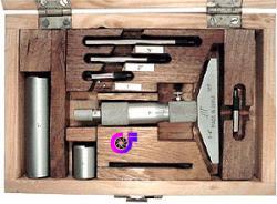 Mikrometer, 0 - 100mm