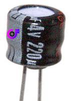 Kondensator für Minolta X-700 C9 &