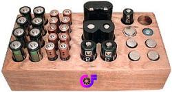 Batterie-Ständer