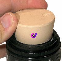Linsenring- und Filterdreher,Gummi  Nr.6