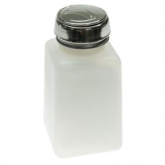 Kunststoffspendeflasche mit Pumpkopf