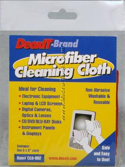 Caig Cleaning Cloth, Optical  6 In. x 6.5 In.
