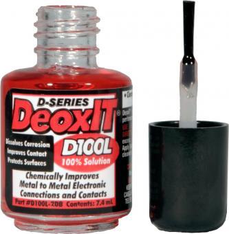 DeoxIT® D100L Liquid
