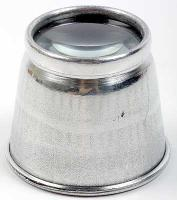 Loupe, Aluminum 10x1 In.