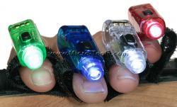 Fingerleuchten 4er Pack