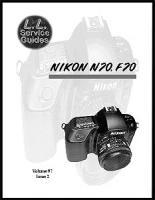L.L. Service Guide - Nikon N70