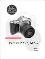 L.L. Service Guide - Pentax ZX-7