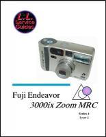L.L. Service Guide - Fuji End 3000ix Zm
