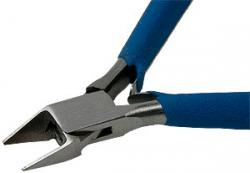 Pliers, Side cutting pointed tip