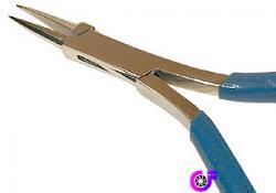 Knotenzange für Perlenketten