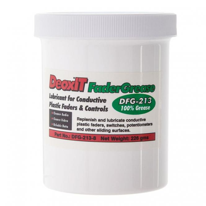 Deoxit Fader Grease