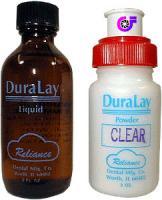 DuraLay, 2-komponenten Kunststoff