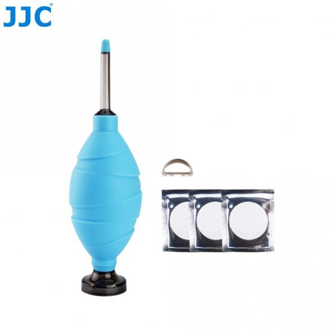 JJC Blasebalg blau